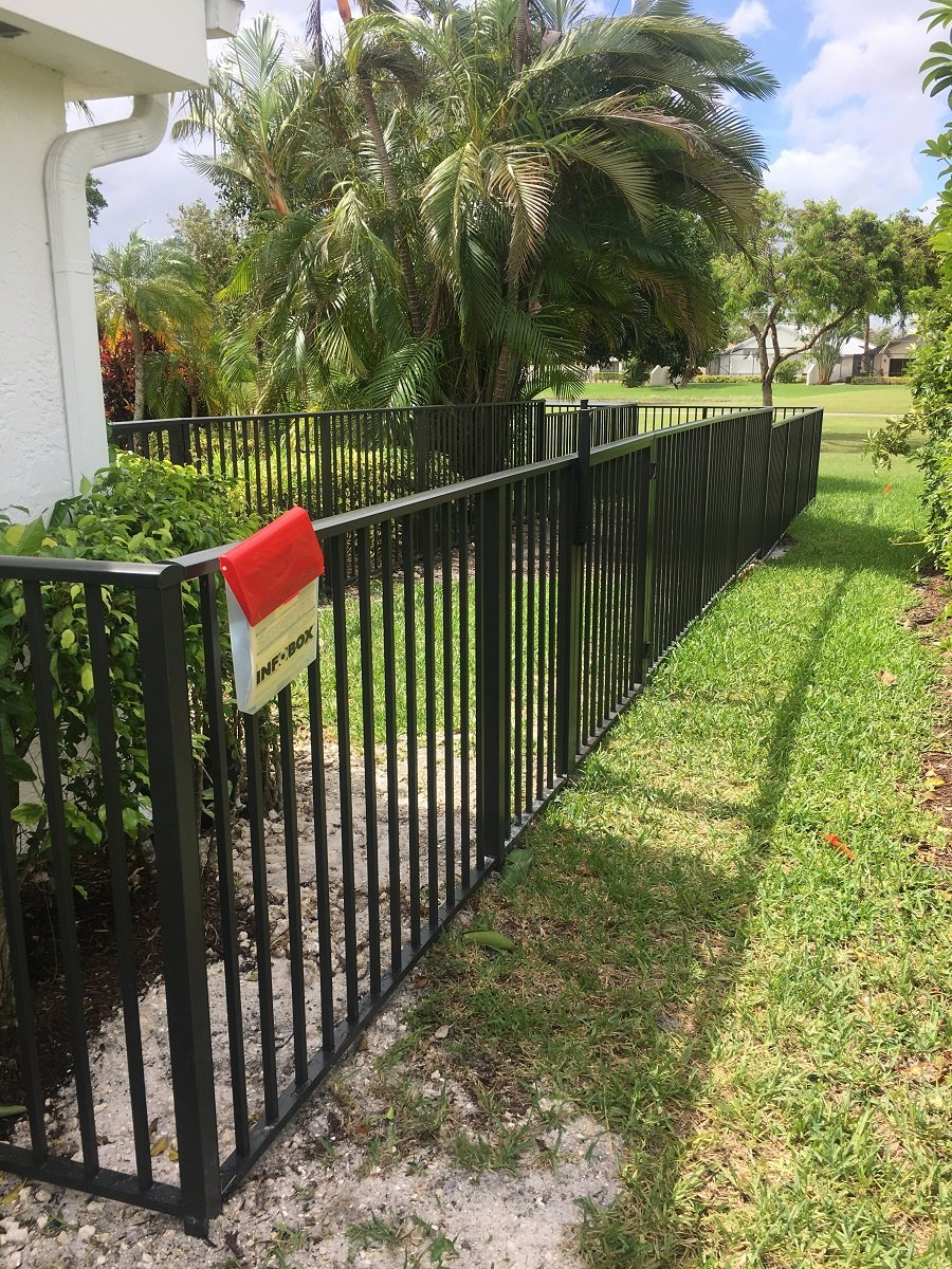 best iron residential fence contractors tucson az