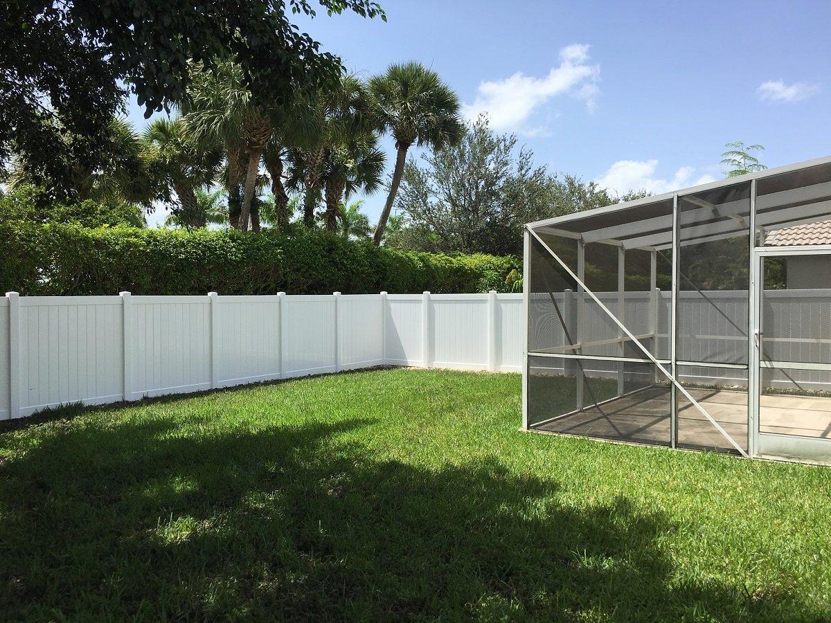 chain link and pvc fence tucson arizona