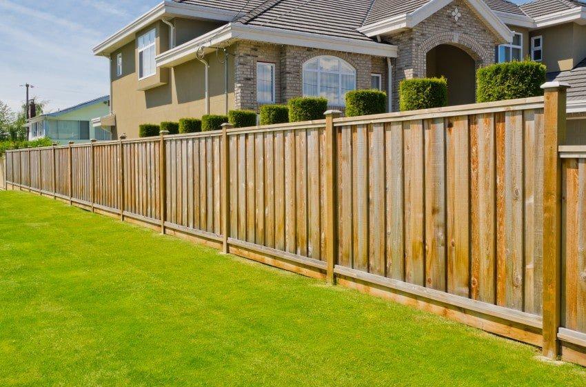Wood Fence Tucson